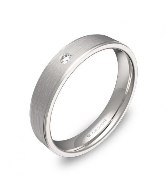 Alianza de boda Argyor C2640C1BB