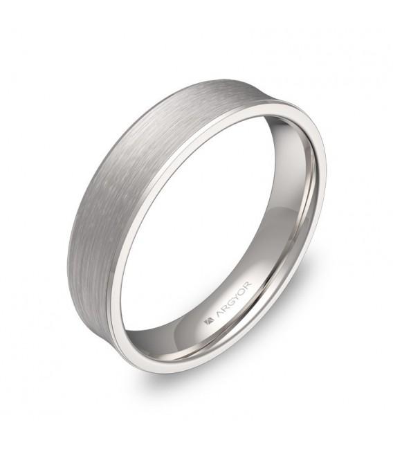 Alianza de boda Argyor C1145S00B