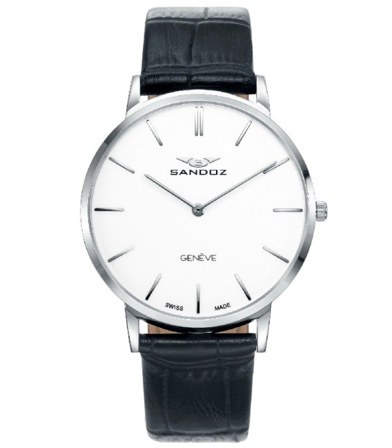 Reloj Sandoz 81429-07 Classic & Slim