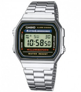 Reloj Casio A-168WA-1YES