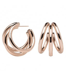 Pendientes PDPaola True Rose Gold AR03-066-U