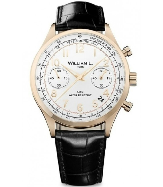 Reloj WilliamL WLOR01BCORCN