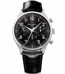 Reloj WilliamL WLAC03NRCN