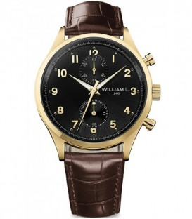 Reloj WilliamL WLOJ02NROJCM