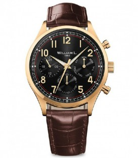 Reloj WilliamL WLOJ03NROJCM