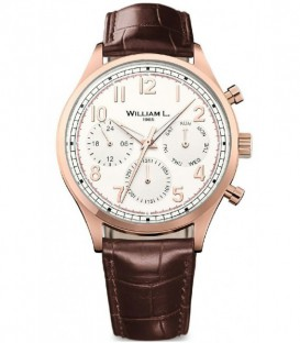 Reloj WilliamL WLOR03BCORCM