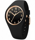 Reloj Ice- Watch Ice glam black rose-gold (S)