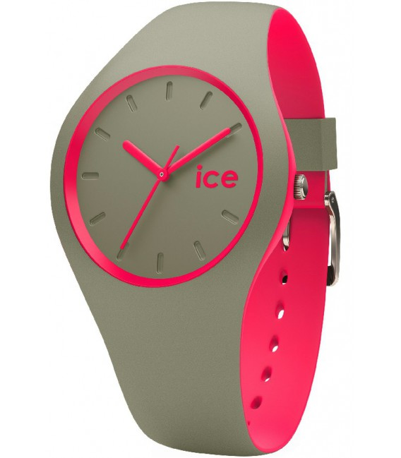Reloj Ice Watch ICE duo Khaki Pink