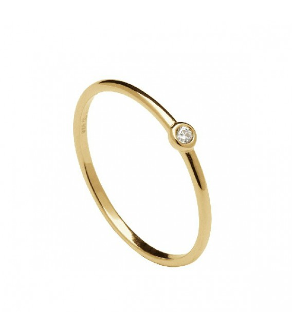 Anillo Classic Gold PDPaola AN01-029-14