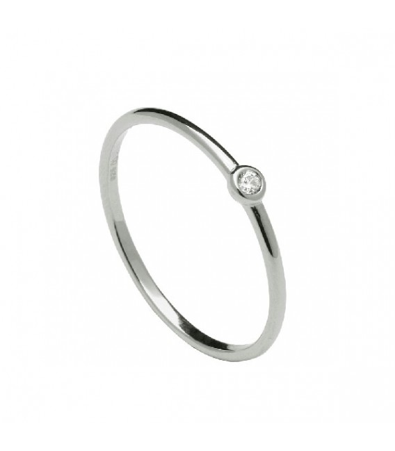 Anillo Classic Silver PDPaola AN02-029-14