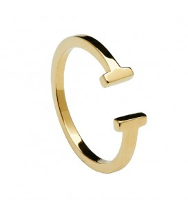 Anillo Double Gold PDPaola AN01-003-14