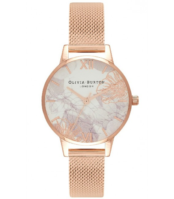 Reloj Olivia Burton Abstract Florals - OB16VM11