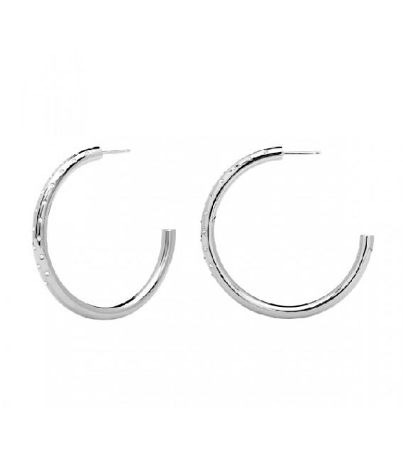 Pendientes PDPaola AR02-057-U Audry Silver Royal Collection