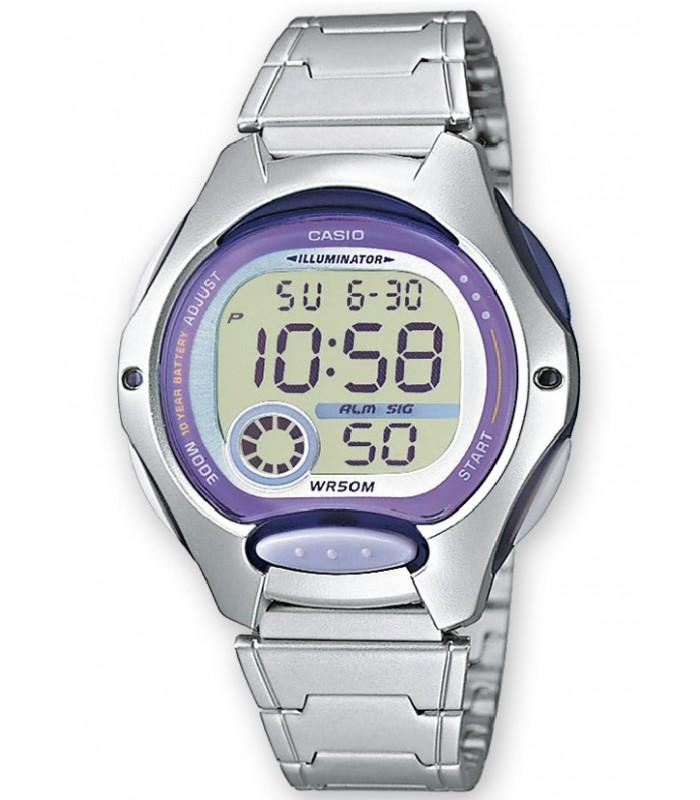 7a6fc2ecd52c Reloj Casio LW-200D-6AVEF sumergible hasta 5 ATM. - Joyería Zubiaga
