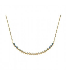Collar PDPaola Azure CO01-094-U
