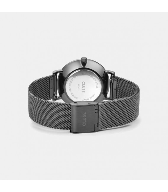 Reloj Cluse Minuit Mesh Dark grey CW0101203025