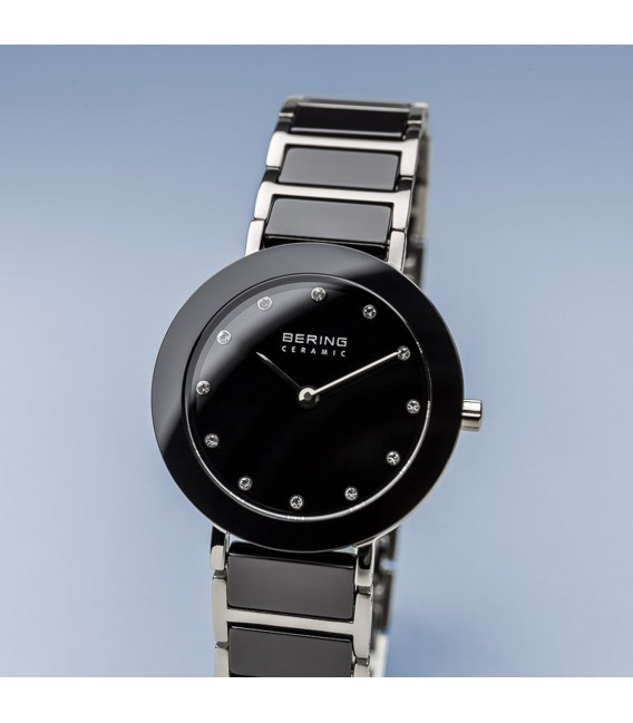 Reloj Bering Ceramic & Swarovski Elements de 29 mm. 11429-742