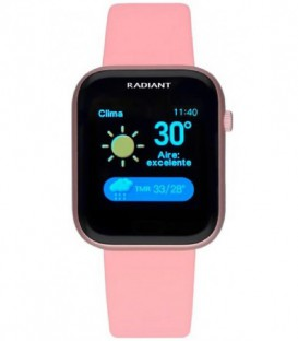 Reloj SmartWatch Radiant Manhattan color oro rosa/rosa RAS10103