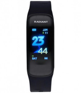 Reloj SmartWatch Radiant Central Park color negro RAS30103