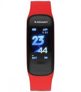 Reloj SmartWatch Radiant Central Park color rojo RAS30103