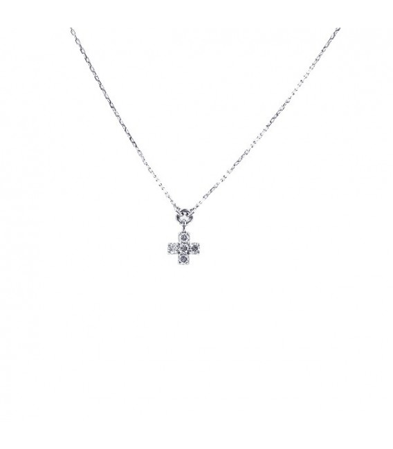 Colgante en Oro & Diamantes VN27143D