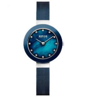 Reloj Bering Ceramic & Swarovski Elements 11429-387