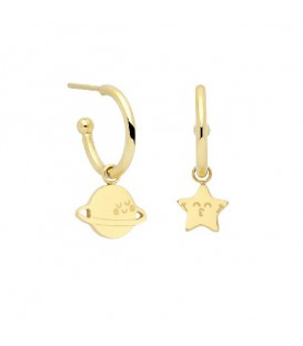 Pendientes Mr. Wonderful WJ10102