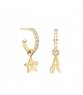 Pendientes Mr. Wonderful WJ10108