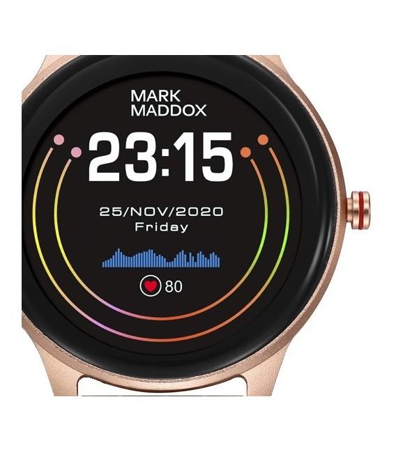 Reloj Inteligente Mark Maddox HS0001-70 unisex.